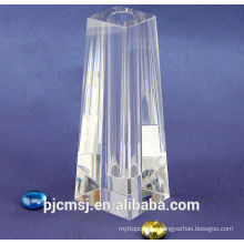 High quality crysatal vase for home an hotel decoration CV-009