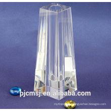 High quality crysatal vase for home an hotel decoration CV-009