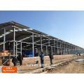 Горячая Продажа Дом стальной структуры могут быть разработаны в соответствии с реальной инженерной