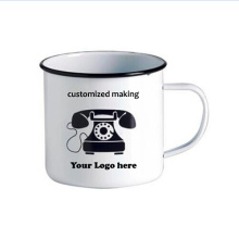 Hot Sale Custom Making Enamel Mug