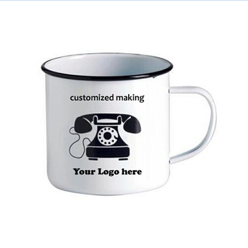Hot Sale Custom Making Enamel Mug