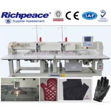 Máquina de costura automática Richpeace ---- Coser luvas
