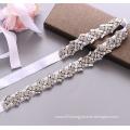 2020 new designs crystal rhinestone appliques for wedding dresses RH1074