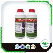Herbicide Glyphosate 540 g / l SL Sel de potassium