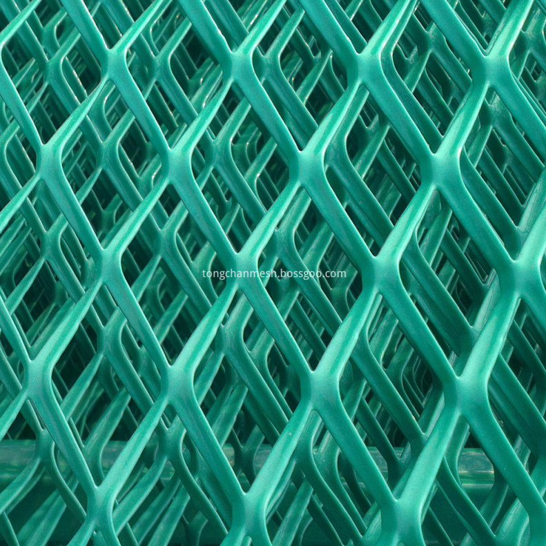 Power Coated Expanded Metal Mesh Netting