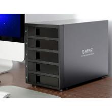 2015 New product ORICO 9958RU3 Multi-bay 3.5inch HDD enclosure box