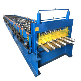 Trapezoidal Roof Sheet Rolling Forming Machine