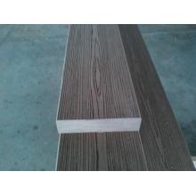 Деревянный пластичный составной decking для беседки (200*50)