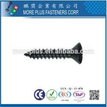 Сделано в Тайване DIN7983 углеродистая сталь оцинкованная Филлипс Привод полупотайной головкой самонарезающие винты