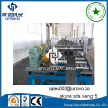 high precision flat strut channel roll forming machine