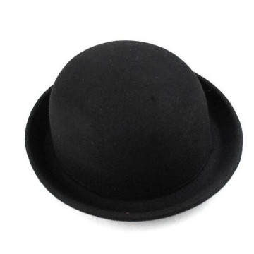 2016 Hot Sale Black Felt Party Hat