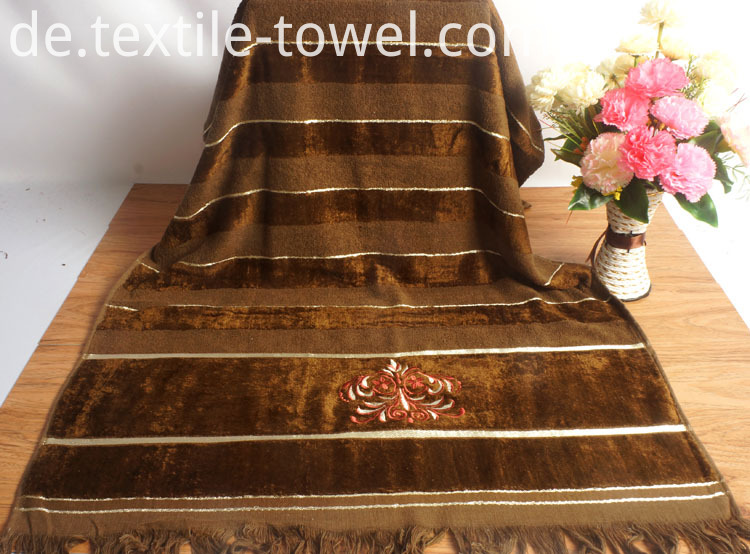 Tassels Bath Towel