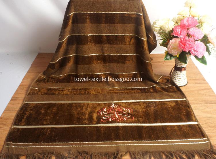 Tassels Bath Towel