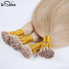 100% Remy Je Astuce Extension De Cheveux Humains Double Drawn