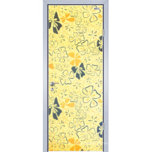 Porta de madeira de melamina (YF-Eh002)