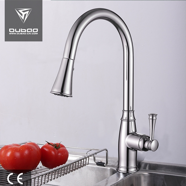Single Handle Kitchen Sink Mixer Ob D50