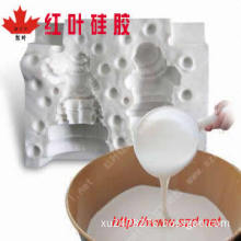 liquid silicone rubber for PVC plastic manual mold