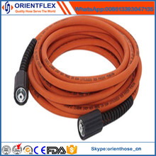 Rubber Hydraulic Power Washer Hose with Fittings