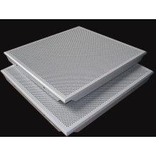 500 * 500mm painéis de alumínio suspendidos do teto