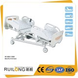 RC-002-17300 Best-Selling 5 Function Mobile Electric Hospital Bed