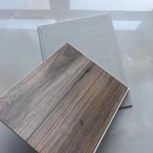 Noyau rigide abstrait de Spc et de vinyle de PVC