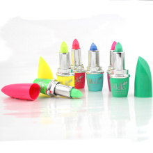 Different Color Uv Glow Neon Bright Fluorescent Neon Lipstick