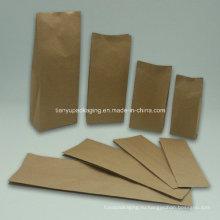 Бумажная упаковка с размерами Costom