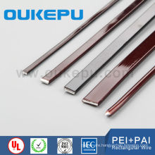 direct factory price for class180 class200 enameled aluminium rectangualr wire
