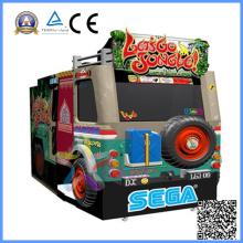Jeu d'arcade populaire Jeux de tir de simulateur de vidéo (Let's Go Jungle) (SM-LGJ55)