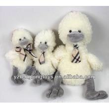 2014 Neue Produkt-Fliege, die weiche Spielzeug-Plüsch-Ente trägt