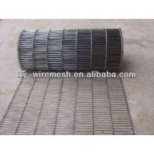 Mejor precio de la cinta transportadora de malla de alambre de acero inoxidable (hengqu fábrica)