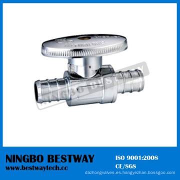 Válvula de detención de ángulo de latón Pex (BW-A53)