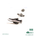 Metal Hard Enamel Shoes Shaped Lapel Pin for Promotion Gift