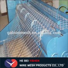 Heißer Verkauf, gute Qualitätsdekorative Kettenverbindungszaun anping Fabrik