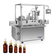 CE Certification automatic ecig oil filling line,e-liquid filling machine