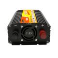 1500W 12V24VDC to 110V220VAC Modified Sine Wave Inverter