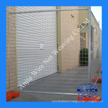 Temporary Fence Using in Municipal with (CE and SGS)
