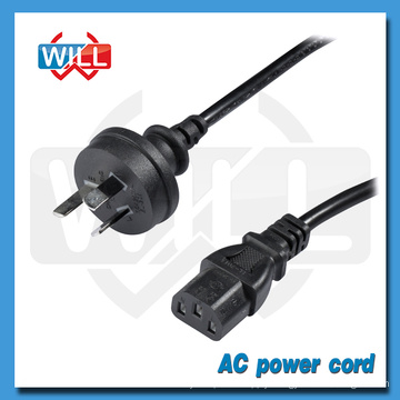 SAA 10A 250V h05vv-f 3g1.5mm2 au retractable power cord