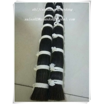 Black Horse Tail Hair For Violin Bow