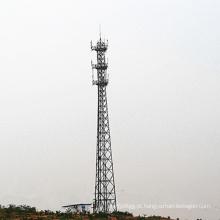 Torre de comunicação de microondas