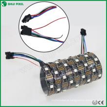 Faixa conduzida endereçável de DMX512 32leds / m SMD5050 DC5V RGB DMX