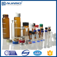 2ml pre-assembled Screw Top Vials with PTFE/ Silicone seal and open-hole screw cap