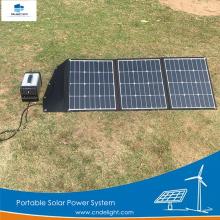 DELIGHT 120W Portable Mobile Solar Energy Generator