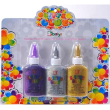 Glitter Glue Set for School, Office and Home 3G, 6g, 10g, 15g, 40g, 60g