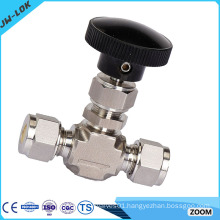Factory Direct ss316 Needle Valve Flow Control