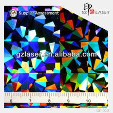 GZ-030 Generisches Hologramm-Nickel-Master für geprägtes Etikett