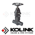 Pressure Seal Globe Valve (Forged) with API6d, PED/Ce