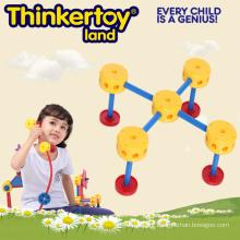 DIY tabela modelo blocos de construção brinquedos educativos para crianças