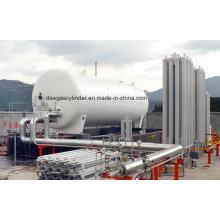 LNG-Lagertank