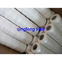 PP Cotton String Wound Filterpatrone 5 Mikron